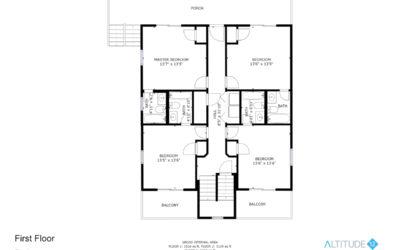 Floor Plan Floor 2